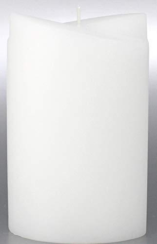 Formenkerze Ellipse | 2 Flügel 23 x 9 x 5,5 cm