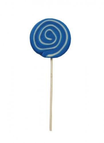 Blaue Jahrmarkt Lollies