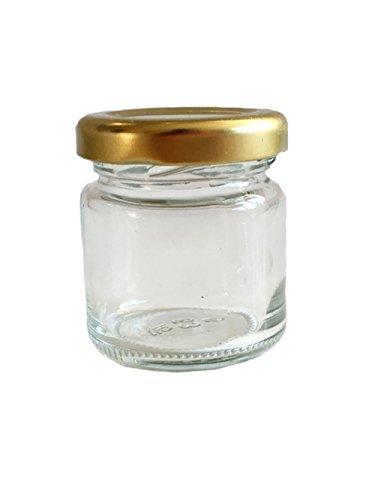 50 Einmachgläser 53 ml