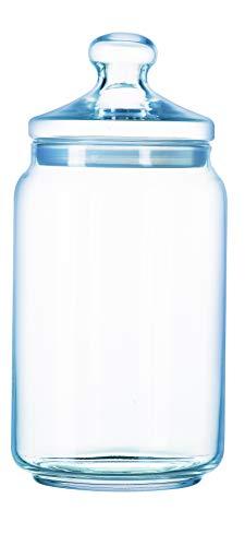 Hohes Bonbonglas 1,5 Liter