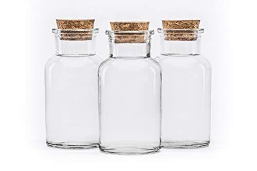 Apothekergläser, 250 ml, 20 Stück