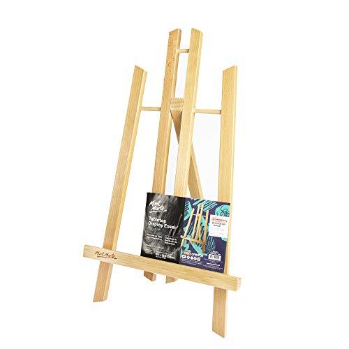 Holzstaffelei für Keilrahmen bis 40 cm