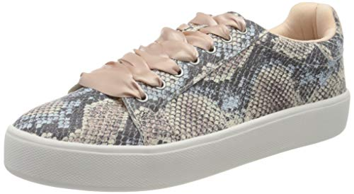 Brautschuhe Sneaker in Rosa-Metallic