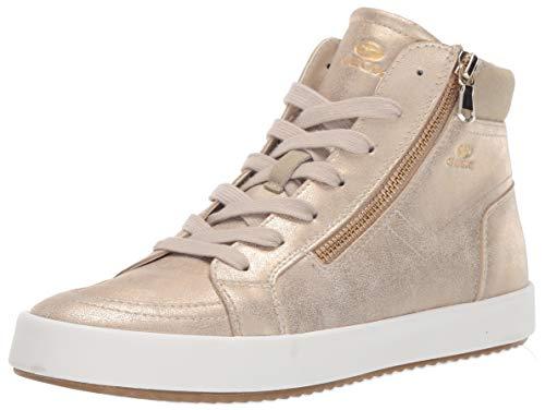 Braut-Sneaker in Roségold