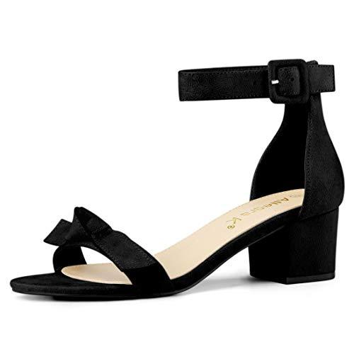Braut-Sandalen mit Schleife