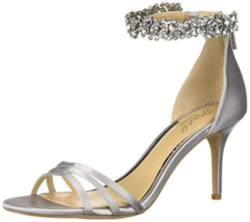 Braut-Sandaletten mit Riemchen