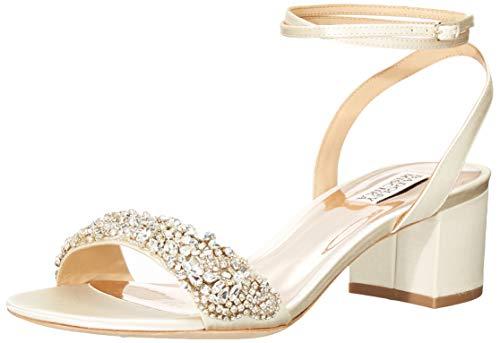 Brautschuhe Sandalen mit Schnalle