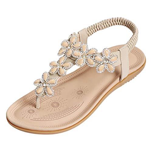 Braut-Sandalen in Beige