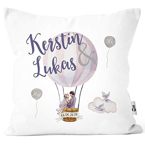 Personalisiertes Kissen für Geldgeschenke