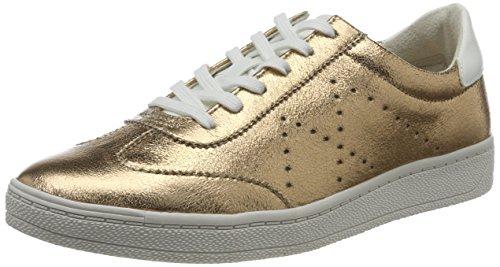 Goldene Brautschuhe Sneaker