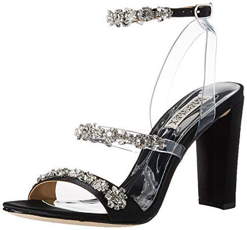 Braut-Sandaletten mit Strassriemchen