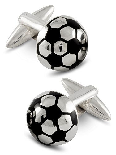 Fußball Manschettenknöpfe für Fußballer