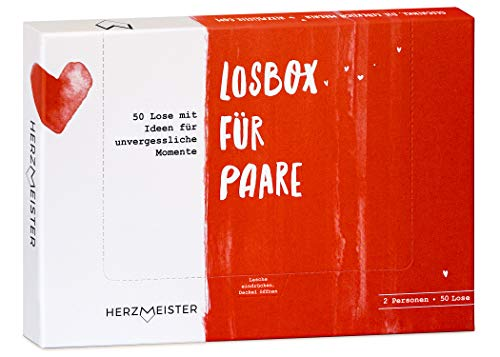 Losbox für Paare