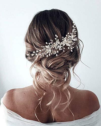 Haarband für die Brautfrisur