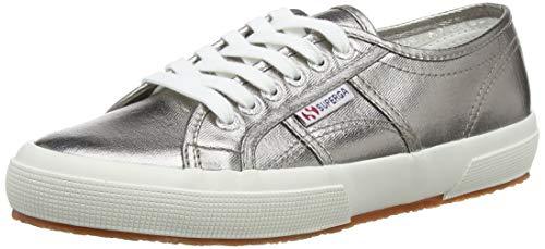 Braut-Sneaker im metallic-Look