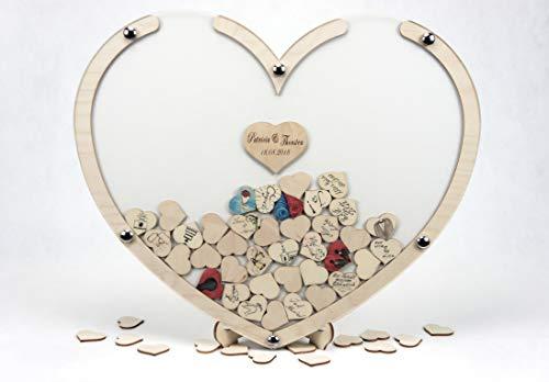 Herz-Rahmen | Transparentes Herz
