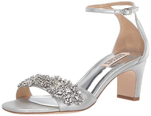 Braut-Sandalette mit Strass-Riemchen