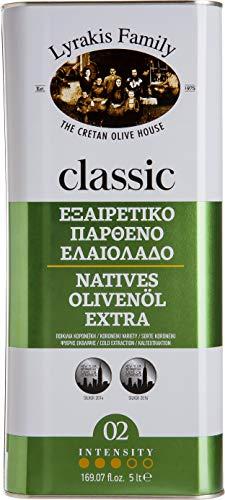 Olivenöl kaltgepresst aus Griechenland