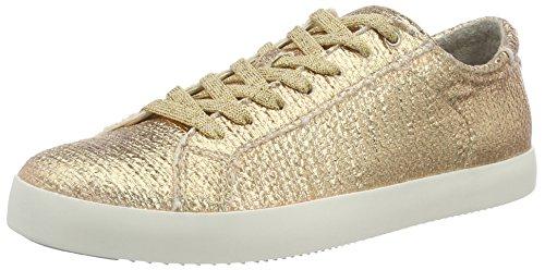 Brautschuhe Sneaker in Metallic-Gold