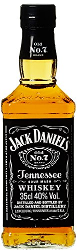 Jack Daniel's Old No. 7 Tennessee Whiskey – 0,35 l