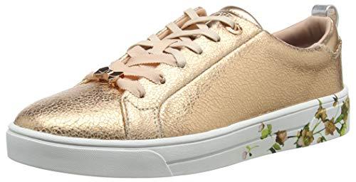 Goldene Braut-Sneaker