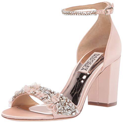 Braut-Sandalette mit Strass