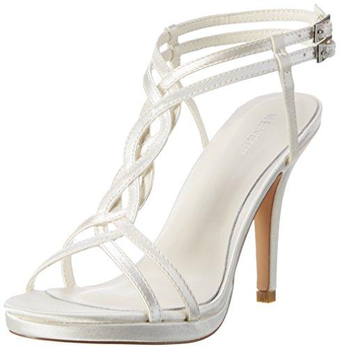 Brautschuhe Sandalen in Ivory