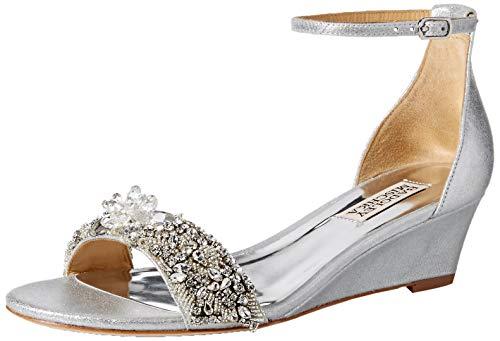 Brautschuhe Sandalette mit Strass