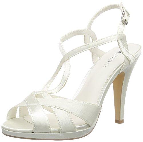 Braut-Sandalen mit T-Strap