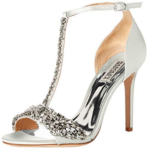 Braut-Sandaletten mit Strass