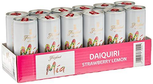 Freixenet Mia Daiquiri Strawberry Lemon | 12 Stück (0,25 l)