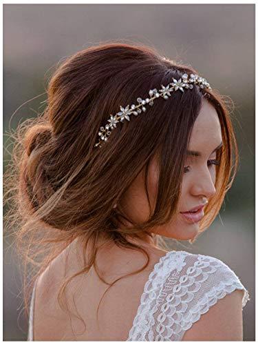 Haarband mit Strass
