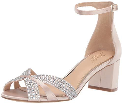Braut-Sandalen mit Riemchen