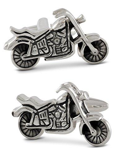 Motorrad Manschettenknöpfe für Biker