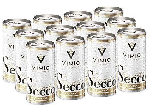 Vimio Secco Frizzante Bianco | 12 Stück (0,2 l)