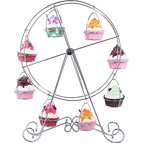 Cupcake Riesenrad für die Candy Bar
