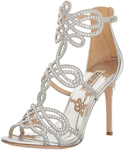 Hohe Braut-Sandaletten