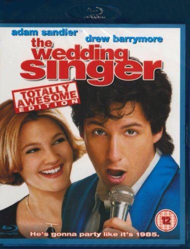 Entertainment In Video The Wedding Singer - Totally Awesome Edition (Blu-ray) (1998)