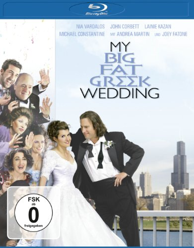 My Big Fat Greek Wedding [Blu-ray]