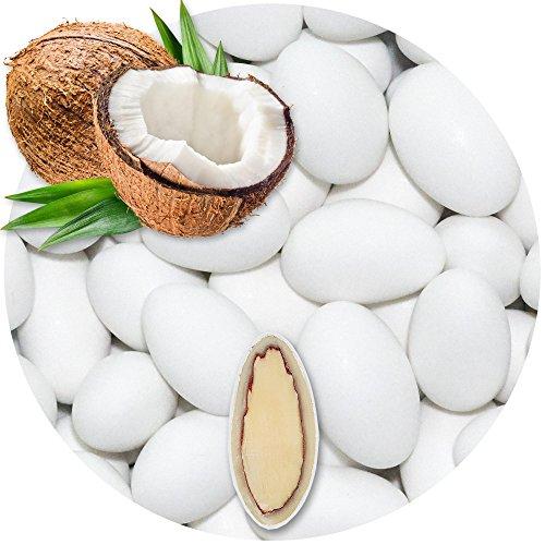 Hochzeitsmandeln Kokos