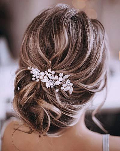 Haarkamm für die Brautfrisur