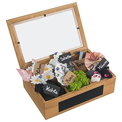 Schotter, Kies, Flocken, Blüten, Kohle & Mäuse