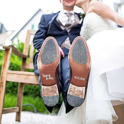 Schuhaufkleber personalisiert