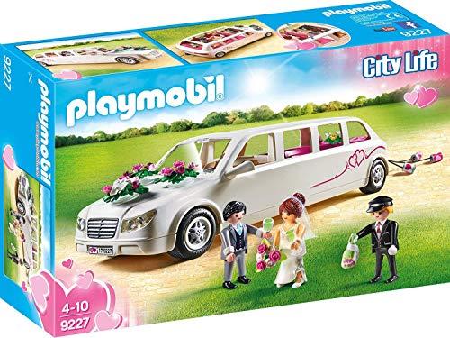 PLAYMOBIL City Life 9227 Hochzeitslimousine, Ab 4 Jahren