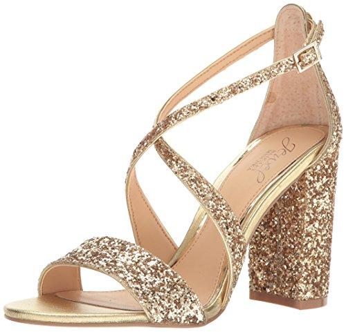 Brautschuhe Sandalen mit Glitzer