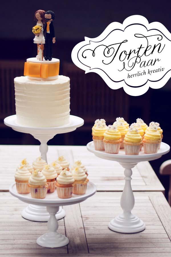Liebevolle Individuelle Tortenfiguren Fur Eure Hochzeitstorte