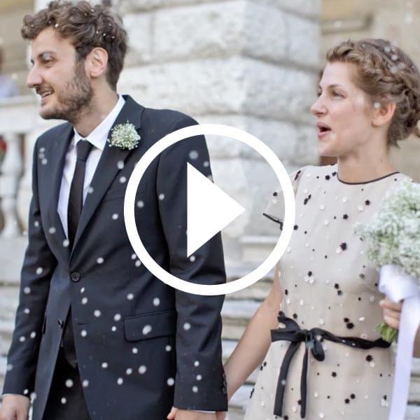 Hochzeit in Stopmotion