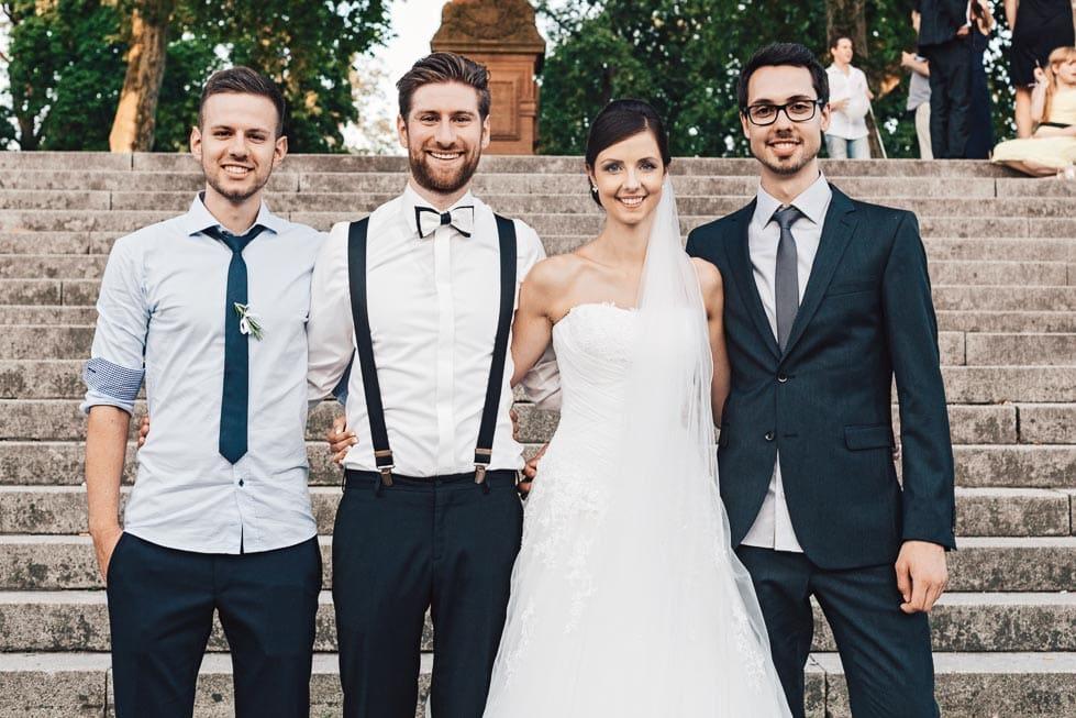 Wer macht was bei eurer Hochzeit Geschwister