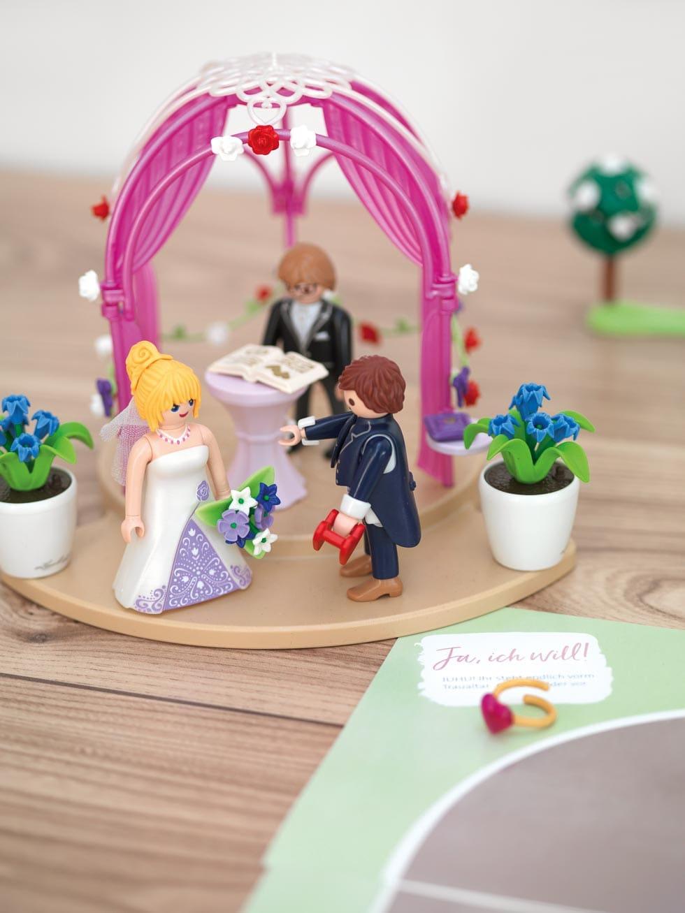 Hochzeitsspiel Kinder