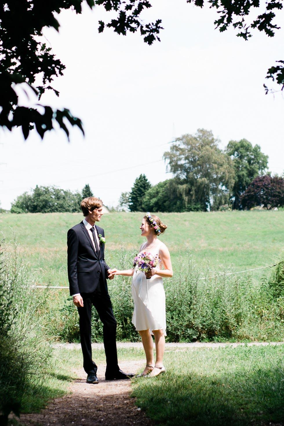 Hochzeit im Garten von Tilman Vogler